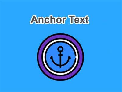 انکر تکست Anchor Text چیست؟